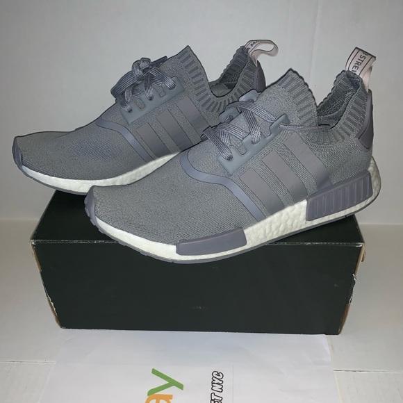 adidas nmd triple grey